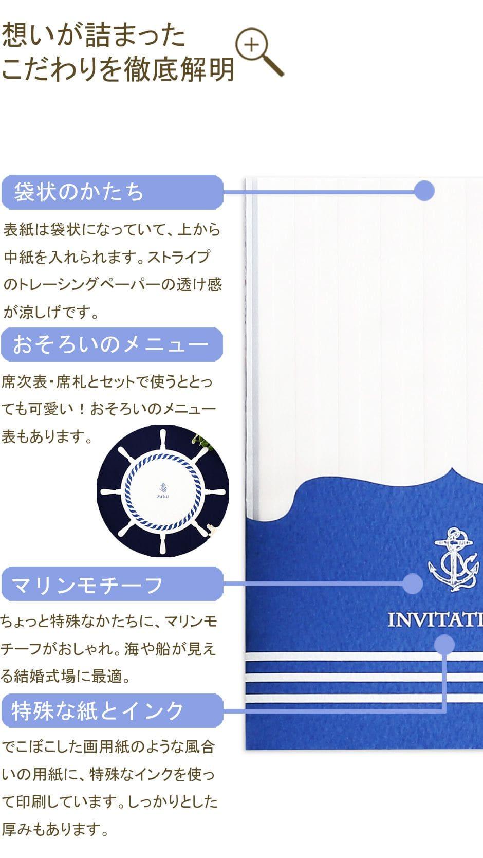 招待状のデザインを徹底解明