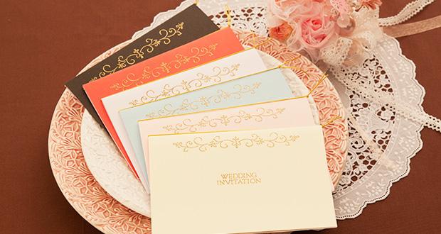 結婚式の招待状・席次表を一から手作りする方法