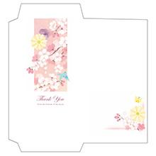 ぽち袋 プランタン(春)