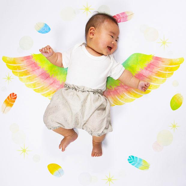 フォトペーパー 天使のはね